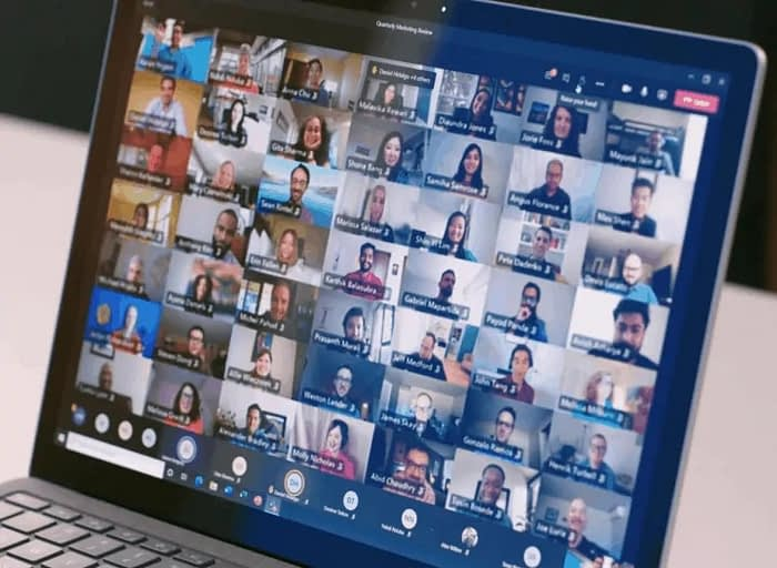 Microsoft Teams New Feature 49 meeting video feed